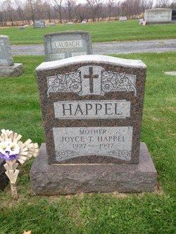 Joyce T. <i>Kichline</i> Happel