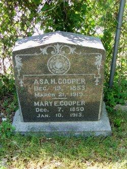 Asa H. Cooper