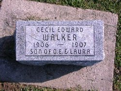 Cecil Edward Walker