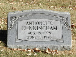 Antionette Cunningham
