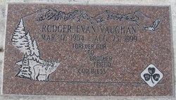 Rodger Evan Vaughan