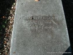 Ruth Eulalia <i>Miller</i> Kammerer
