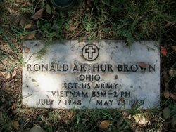 Sgt Ronald A Brown