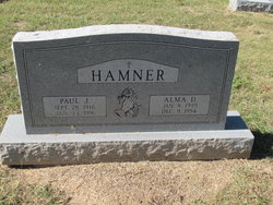 Paul James Hamner