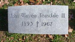 John Warren Teasdale