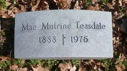 Mae Mulrine Teasdale
