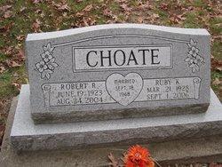 Ruby K. Choate