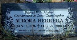 Aurora <i>Trujillo</i> Herrera