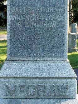 Anna Mary <i>Kretzer</i> McGraw