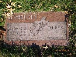 Thomas N Burroughs