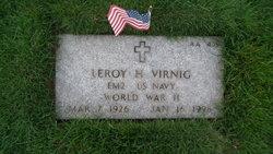 Leroy Henry Bud Virnig