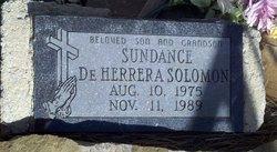 Sundance DeHerrera Solomon