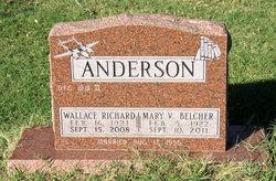 Wallace Richard Wally Anderson