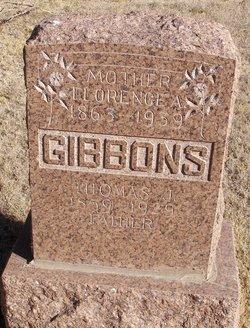 Florence A <i>Reynolds</i> Gibbons