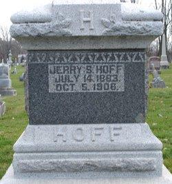 Jerry S Hoff