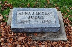 Anna J. <i>McCray</i> Judge