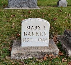 Mary I. Barker