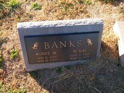 Agnes May Ward <i>Ramsey</i> Banks