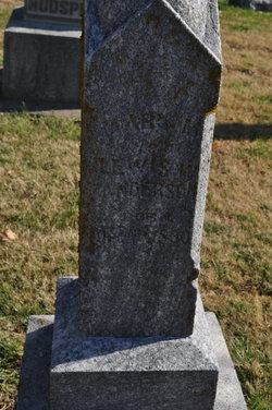 Mary M <i>Barrett</i> Anderson