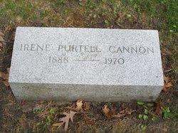 Irene <i>Purtell</i> Cannon