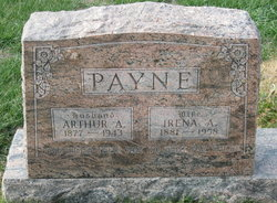 Irena A Rena <i>Welley</i> Payne