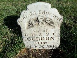 Ronald Edward Cordon