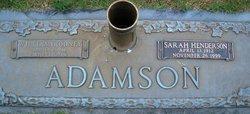 William Rodney Adamson