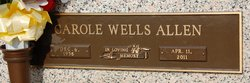 Carole Lorraine <i>Wells</i> Allen