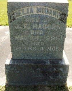 Mary Adelia <i>McDaniel</i> Raborn