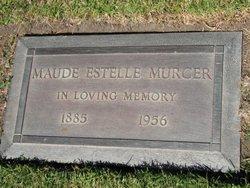 Maude Estelle <i>McFarlin</i> Murcer