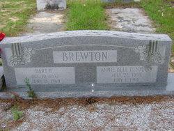 Mrs Annie Bell - Demark Brewton