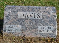 Maggie <i>Burch</i> Davis