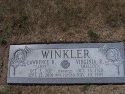 Lawrence R Winkler