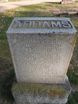 Elizabeth Belle Lizzie <i>Addams</i> Tilton