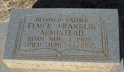 Elmer Franklin Armistead