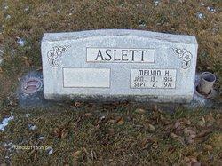 Melvin Harold Aslett