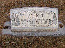 Beverly Jean Aslett