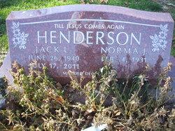 Jack Lynn Henderson