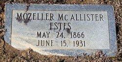 Mozeller <i>McAllister</i> Estes