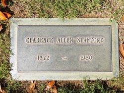 Clarence Allen Stafford
