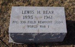 Lewis H Bear