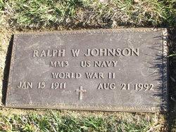Ralph W. Johnson