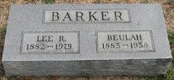 Beulah <i>Warnock</i> Barker