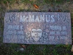 Verna M <i>Lewis</i> McManus