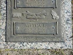 Aletha L Anderson