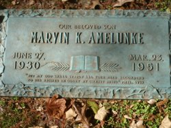 Marvin Kenneth Amelunke