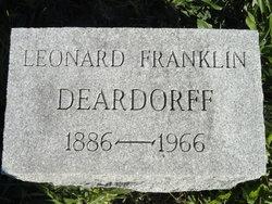 Leonard Franklin Deardorff
