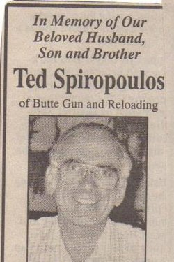 Theofanis Ted Spiropoulos