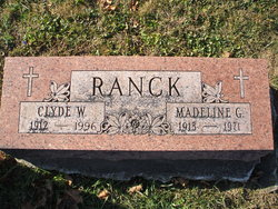 Clyde W Ranck