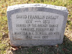 David Franklin Bready